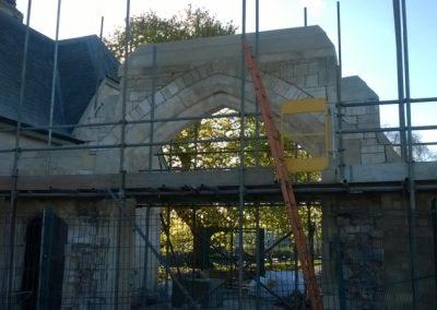 entrance-arch-under-restoration